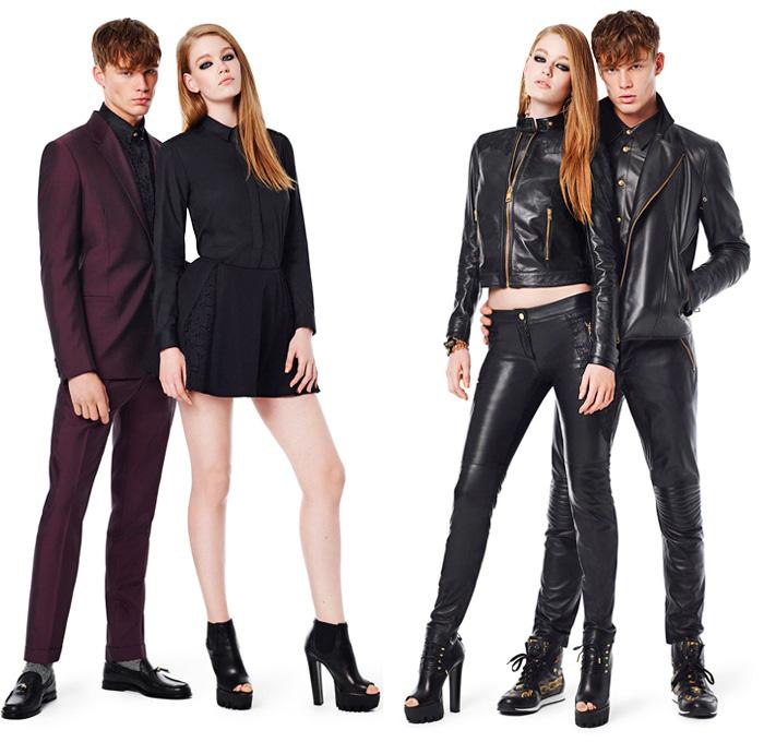 Versus Versace 2014 2015 Fall Winter Mens Womens