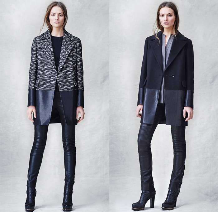 Belstaff 2014 Pre Fall Womens Presentation | Denim Jeans Fashion Week