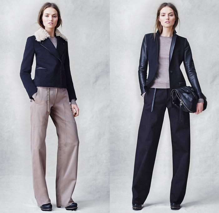 Belstaff 2014 Pre Fall Womens Presentation Denim Jeans