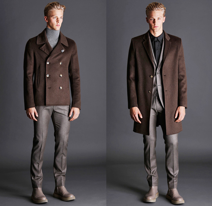Calvin Klein Collection 2014 Pre Fall Mens Denim Jeans