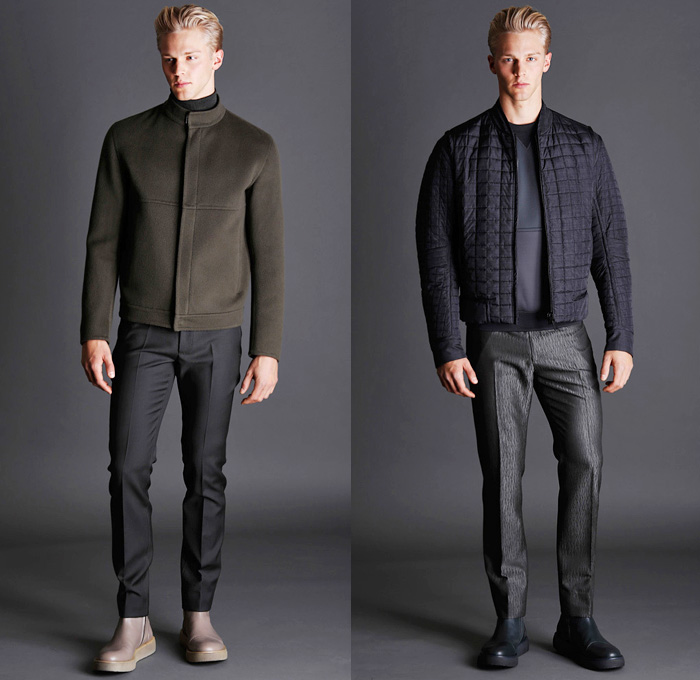 Calvin Klein Collection 2014 Pre Fall Mens Denim Jeans