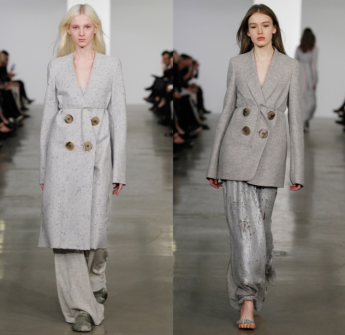 Calvin Klein Collection 2014 Pre Fall Womens Denim Jeans