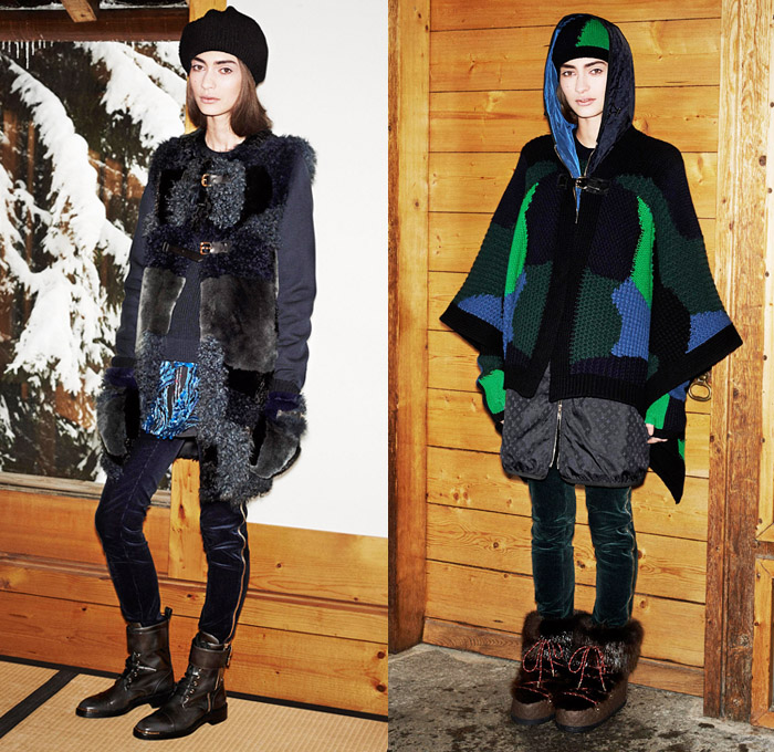 Louis Vuitton 2014 Pre Fall Womens Looks Denim Jeans