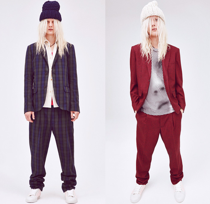 3bbfbc36f673 Marc by Marc Jacobs 2014 Pre Fall Mens Presentation - Pre Autumn Collection  Looks - Retro