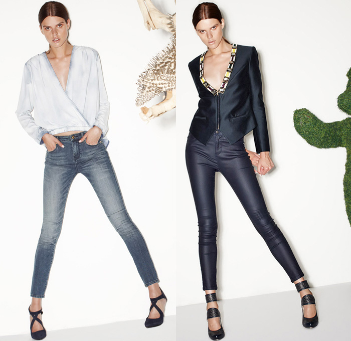 sass   bide 2014 Pre Fall Womens Presentation - Pre Autumn Collection Looks  - Art Deco d420a58c4