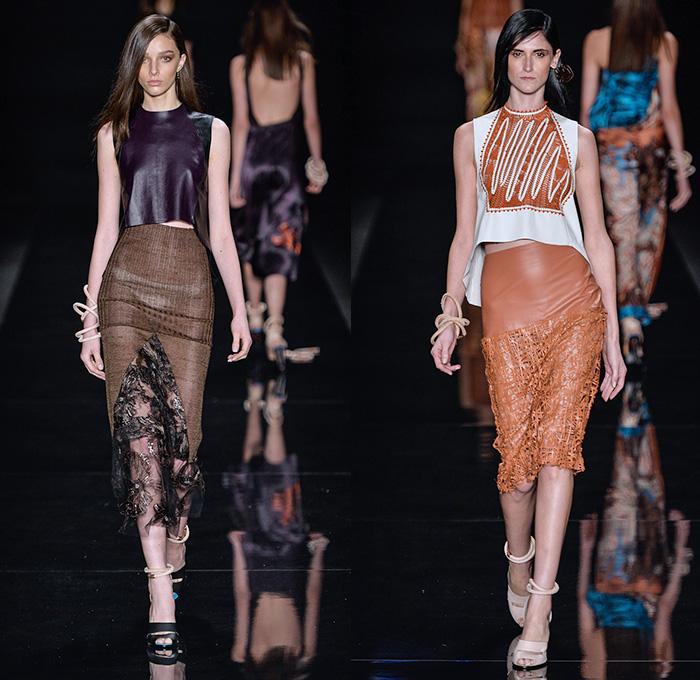 Fashion Evening Dresses from Paris Fashion Week