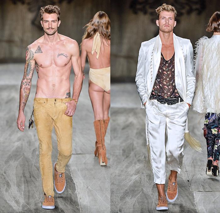 Motif Shorts Robe 2