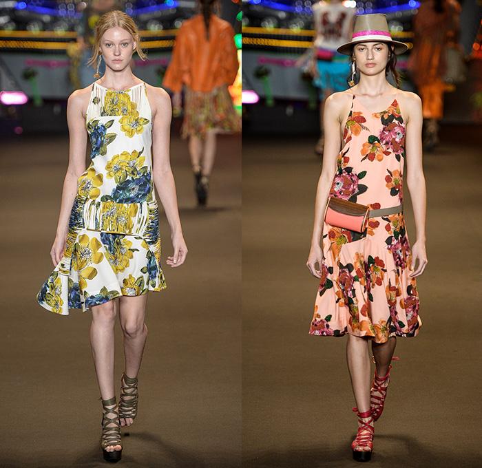 Espaço Fashion 2014-2015 Summer Womens Runway