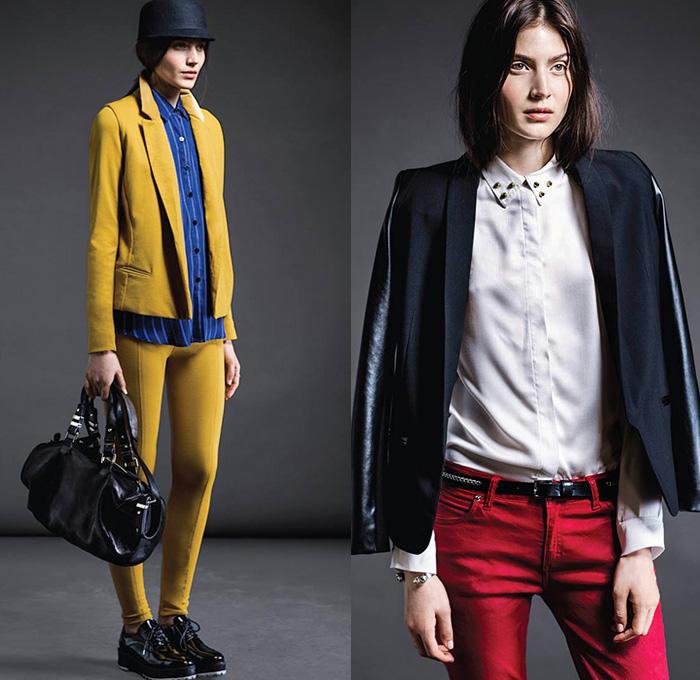 A Y Not Dead 2014 Fall Winter Womens Looks Denim Jeans