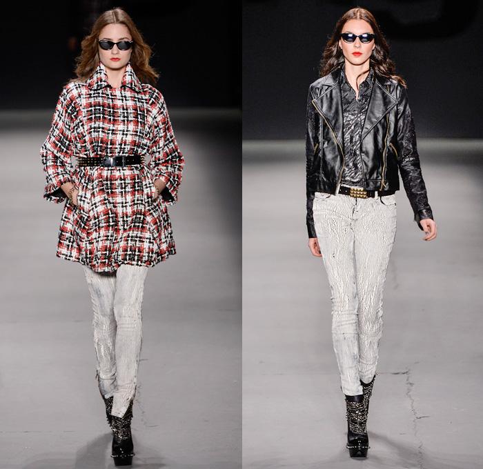 91cebd3ec0a6e TNG 2014 Winter Southern Hemisphere Womens Runway Collection - Fashion Rio  Brazil Moda Brasileira - Inverno