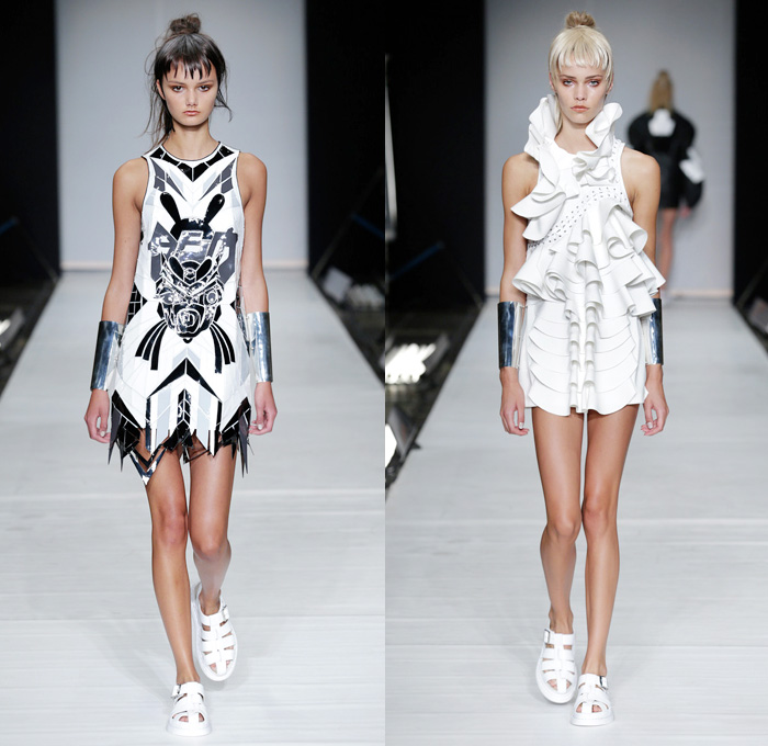 the gallery for gt futuristic clothes design