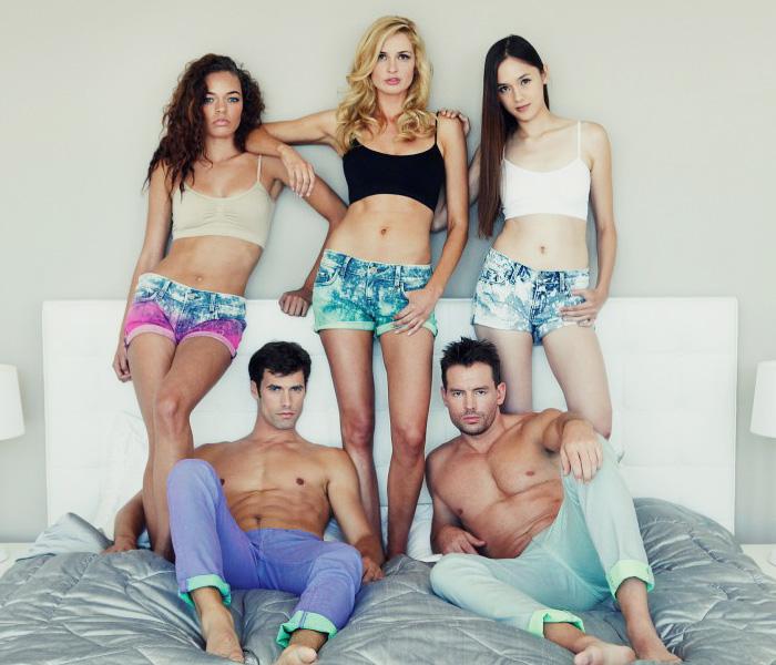 Denim of Virtue 2014 Spring Lookbook | Denim Jeans Fashion