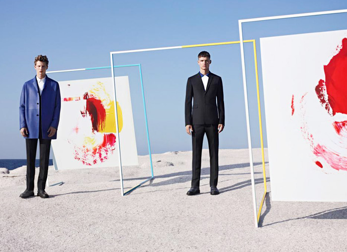 Dior Homme 2014 Spring Mens Pre Collection Denim Jeans