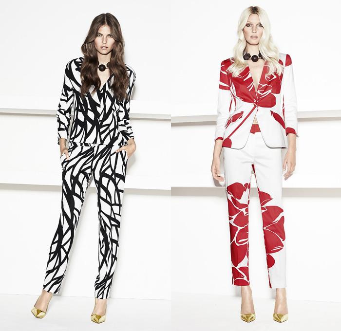 82220c2ba Escada 2014 Spring Womens Presentation | Denim Jeans Fashion Week ...