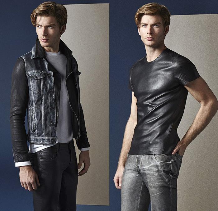 Jitrois 2014 Spring Summer Mens Lookbook Denim Jeans