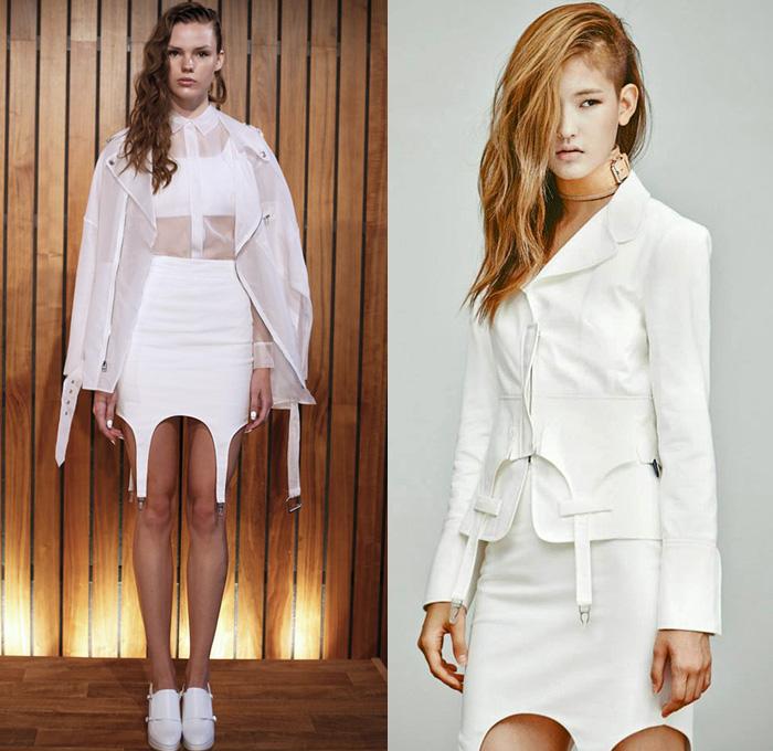 Kye 2014 Spring Summer Womens Lookbook Denim Jeans