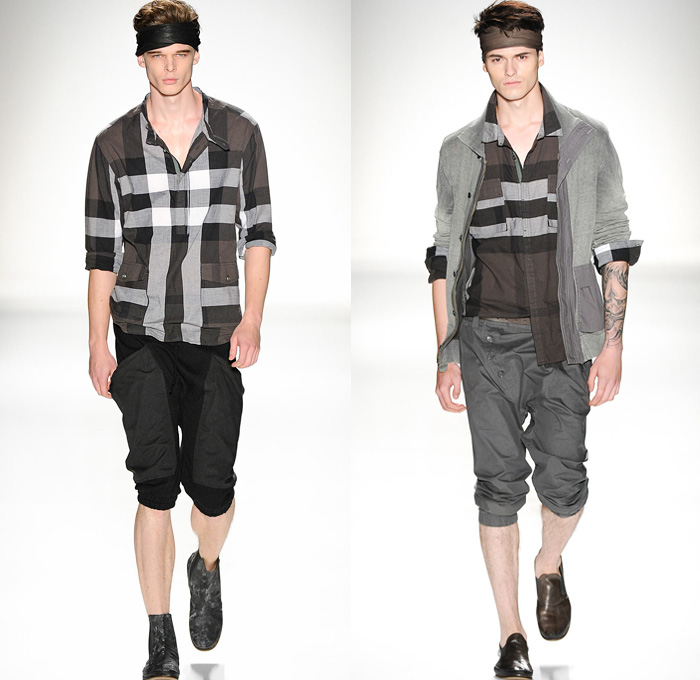 Men Fashion Designer In Nyc Nicholas K Spring Mens