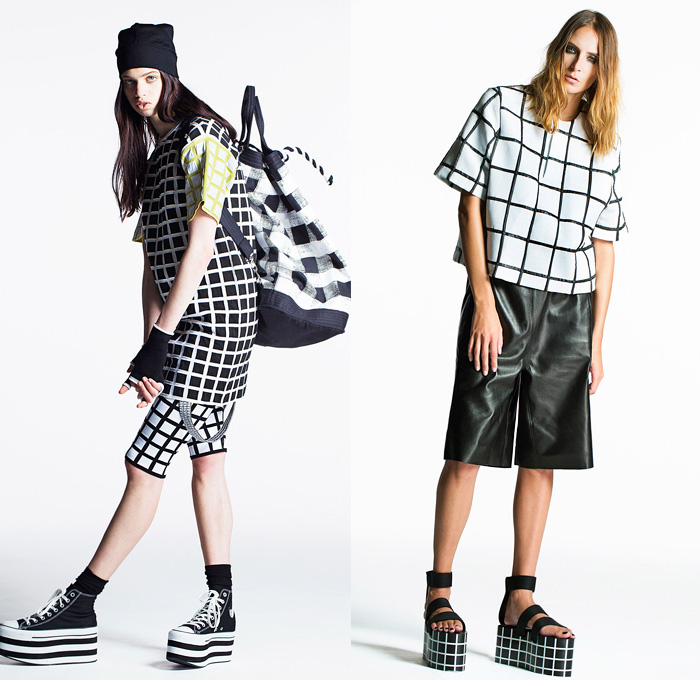 Piece D Anarchive 2014 Spring Summer Womens Lookbook
