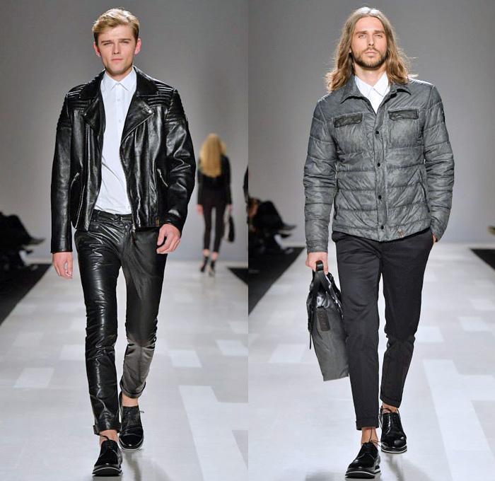 Runway Designer Men S Brown Leather Blazer