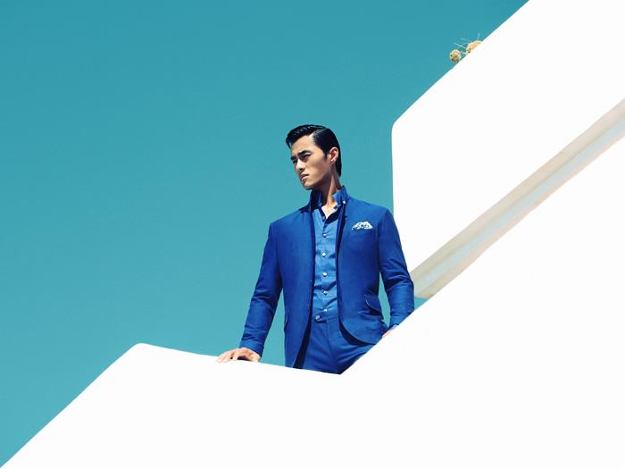 Shanghai Tang 2014 Spring Summer Ad Campaign Denim Jeans