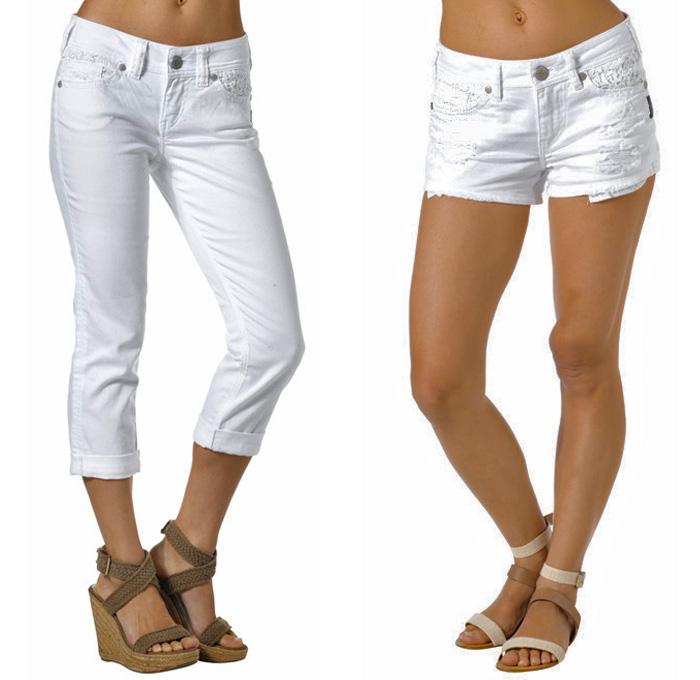 Capri Jeans Mens
