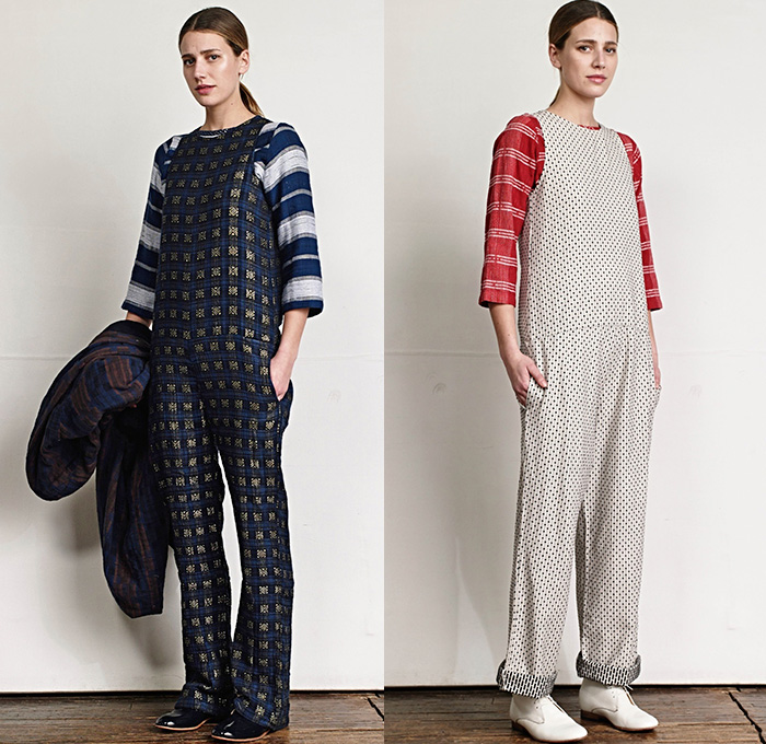 Ace Jig 2015 2016 Fall Autumn Winter Womens Looks Presentation