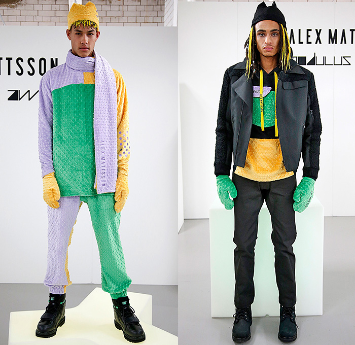 Alex Mattsson 2015-2016 Fall Autumn Winter Mens ...
