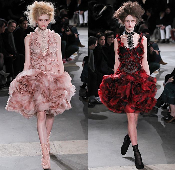 Alexander Mcqueen 2015 2016 Fall Autumn Winter Womens