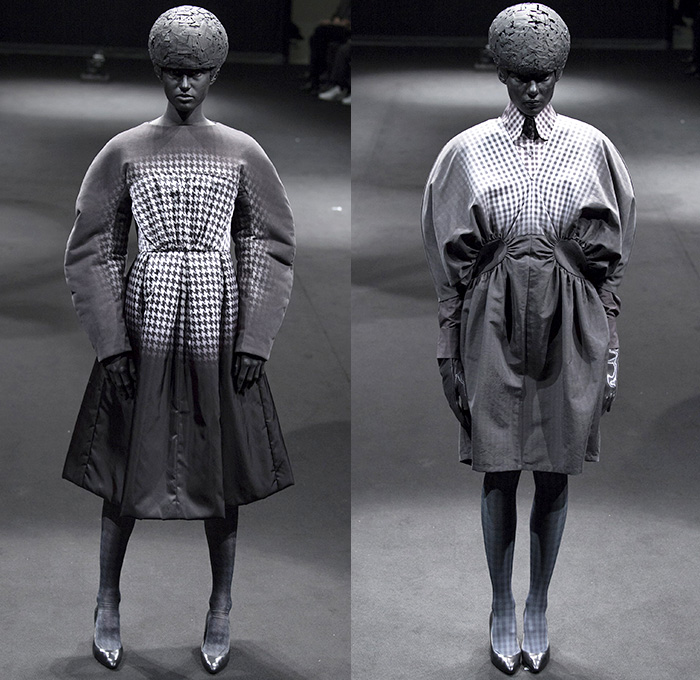Anrealage 2015 2016 Fall Autumn Winter Womens Runway