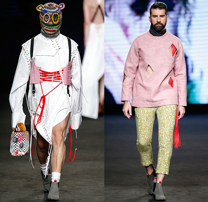 Brain Beast 2015 2016 Fall Autumn Winter Mens Runway