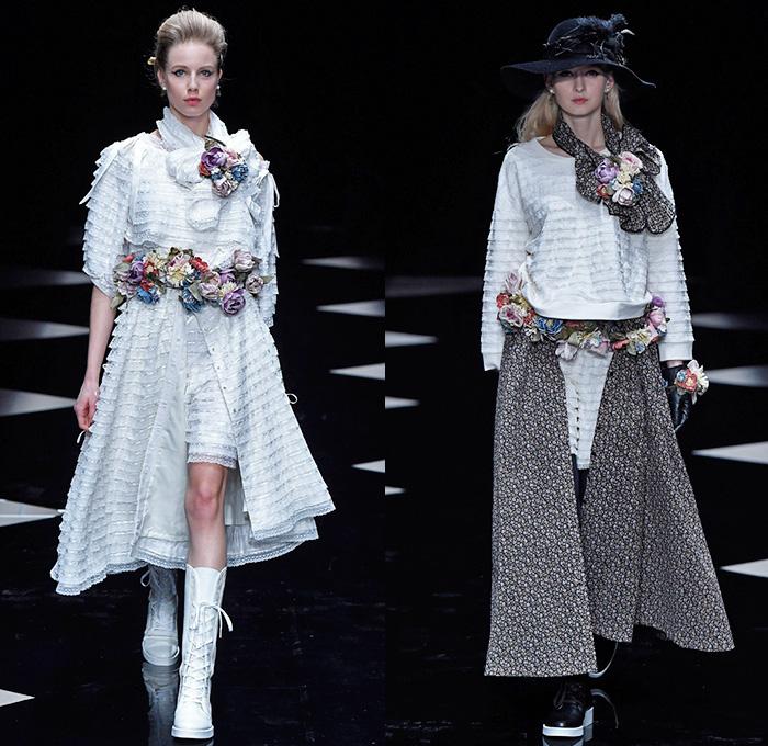 Tokyo Winter Fashion: Pussycat Bow: 2015-2016 Fall Winter Womens Fashion Trends