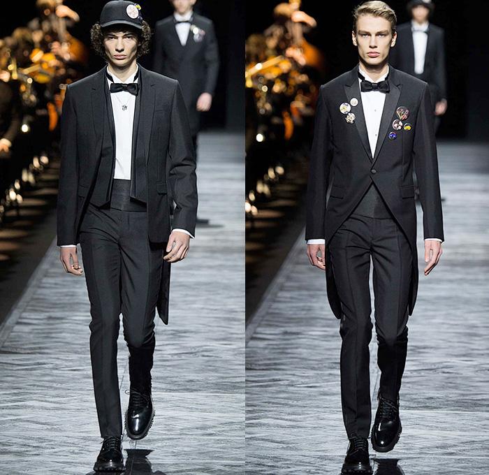 Dior Homme Mens Jeans