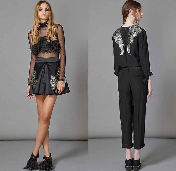 Knit Denim Jeans Womens