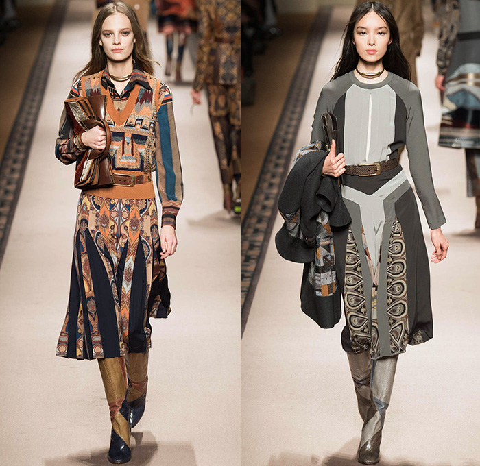 Etro 2015 2016 fall autumn winter womens runway catwalk for Fashion design milano