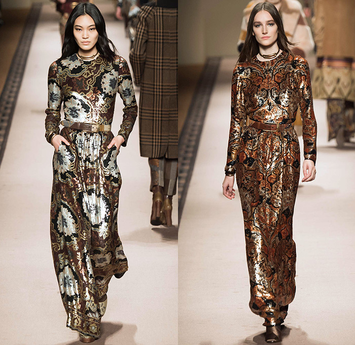finest selection 3101f 40dcc Etro 2015-2016 Fall Autumn Winter Womens Runway Catwalk ...