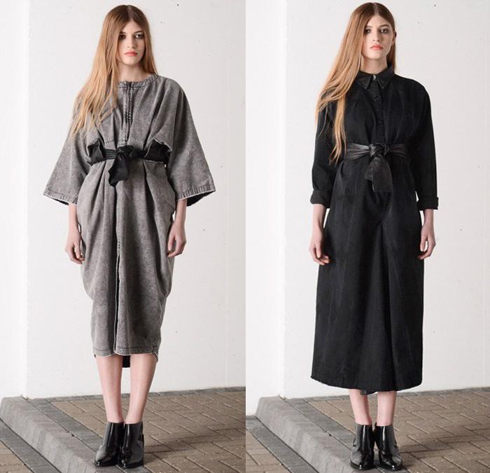 42e0a05acf93 Theo 2015-2016 Fall Autumn Winter Womens Lookbook Presentation - London  Fashion Week