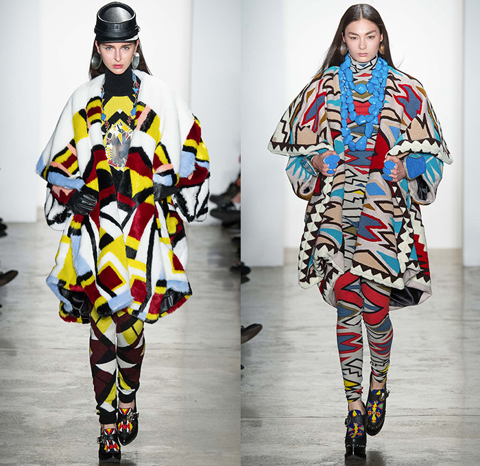 KTZ 2015-2016 Fall Autumn Winter Womens Runway Looks ...
