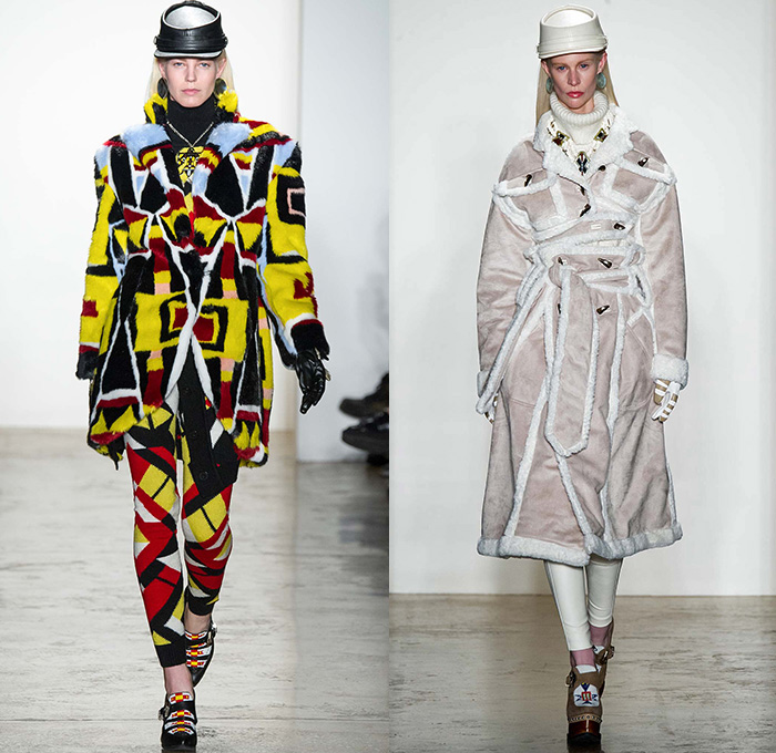 KTZ 2015-2016 Fall Autumn Winter Womens Runway Looks