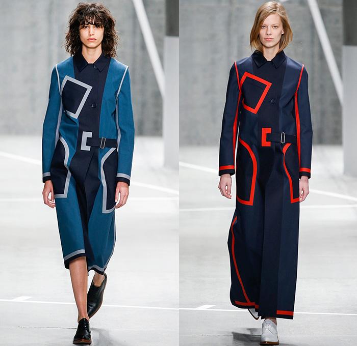 Lacoste 2015-2016 Fall Autumn Winter Womens Runway Catwalk Looks -  Mercedes-Benz Fashion 58e75251244