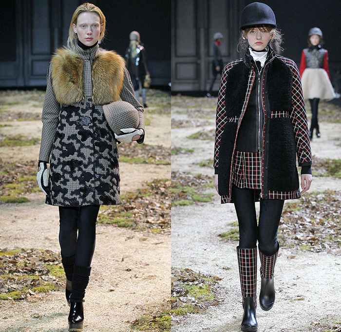 Moncler Gamme Rouge 2015 2016 Fall Autumn Winter Womens