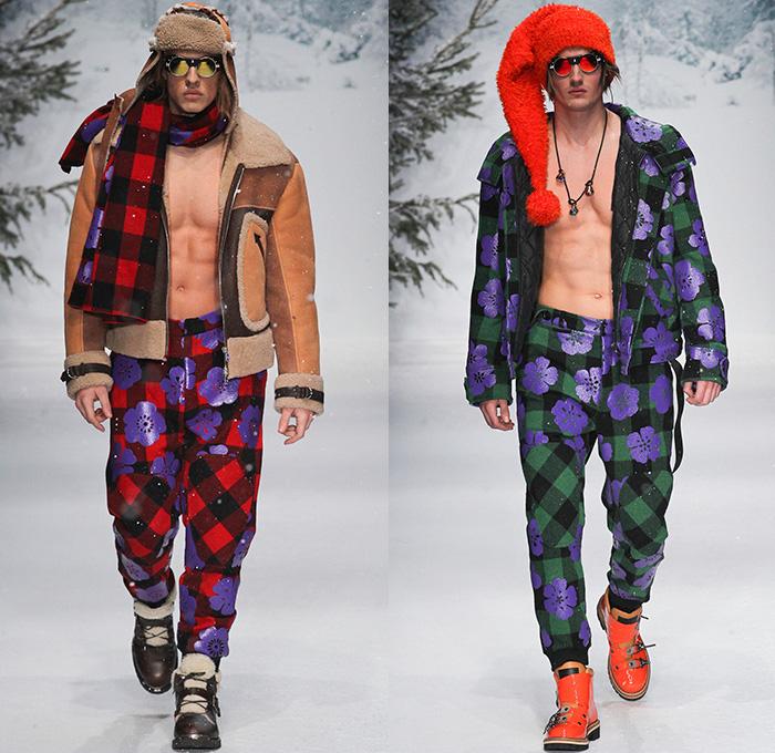 Moschino 2015 2016 Fall Autumn Winter Mens Runway Denim