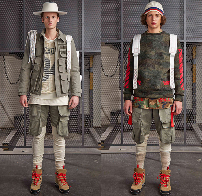 Off White 2015 2016 Fall Autumn Winter Mens Presentation
