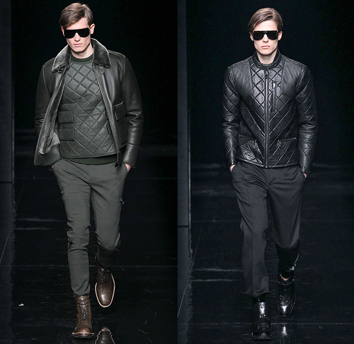 Porsche Design 2015 2016 Fall Autumn Winter Mens Runway Catwalk Looks