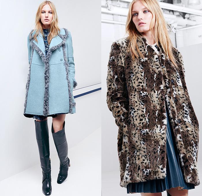 Rebecca Taylor 2015 2016 Fall Autumn Winter Womens Looks Denim Jeans Fashion Week Runway