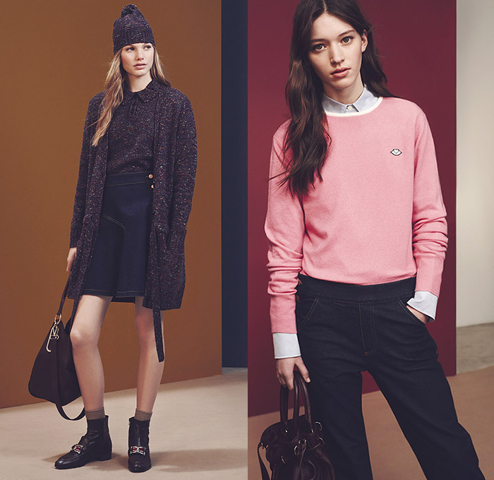 See by Chloé 2015-2016 Fall Autumn Winter Womens Presentation ...