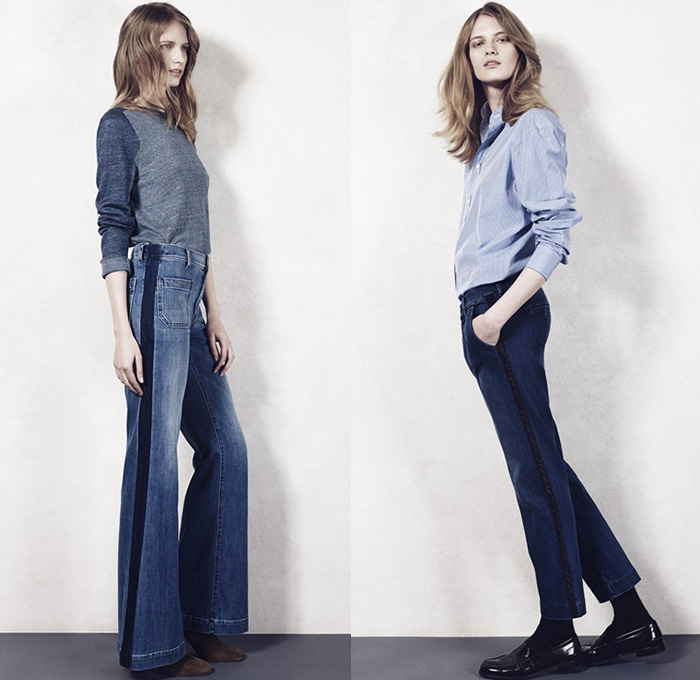 The Seafarer 2015-2016 Fall Autumn Winter Womens Lookbook | Denim ...
