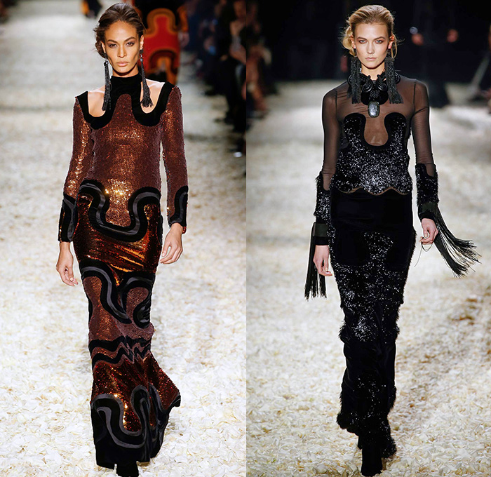 Tom Ford 2015 2016 Fall Autumn Winter Womens Runway