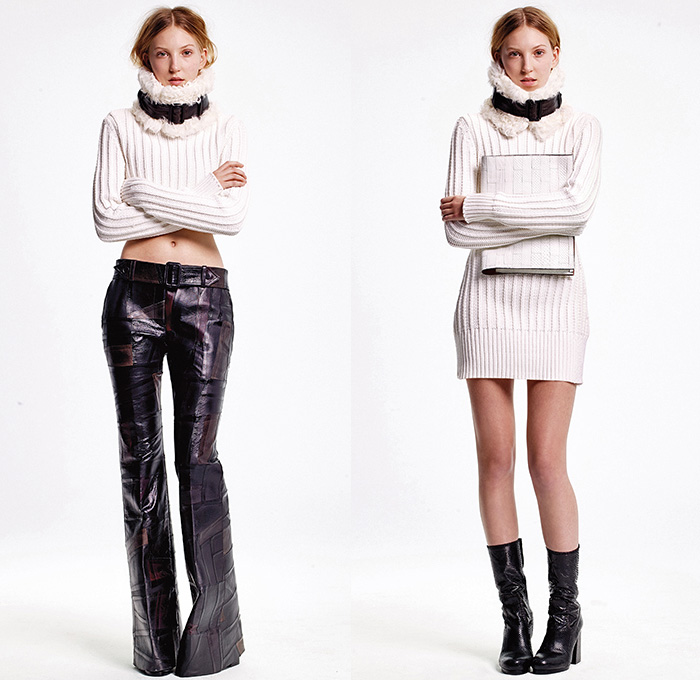 Calvin Klein Collection 2015 Pre Fall Autumn Womens Looks