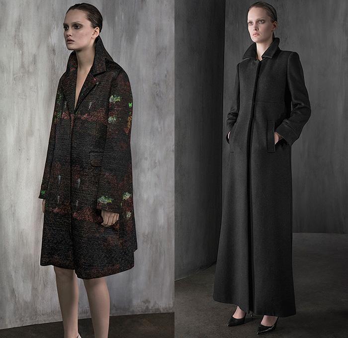 Co 2015 Pre Fall Autumn Womens Looks Presentation Denim Jeans Fashion Week Runway Catwalks
