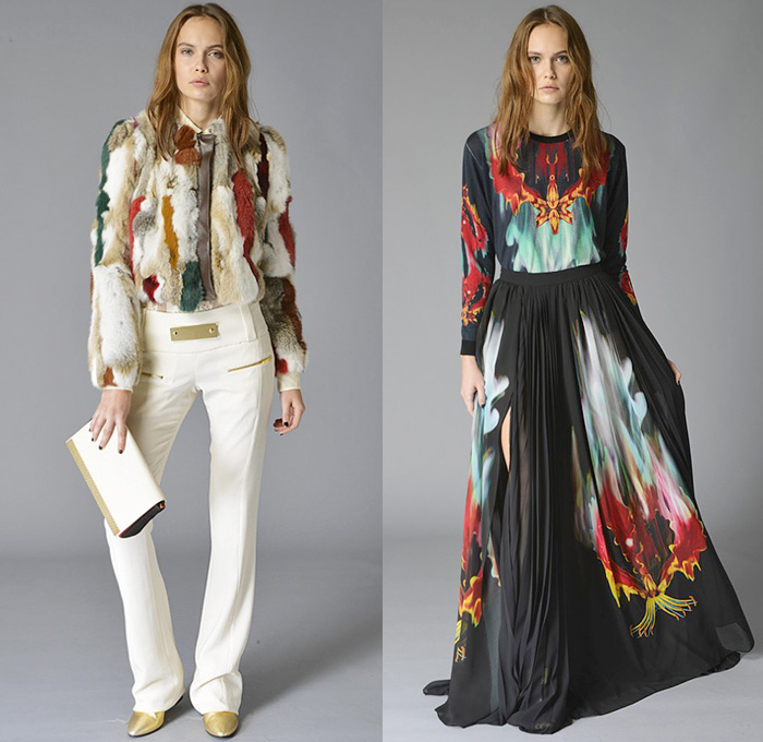 Roberto Cavalli Dresses 2015 Just Cavalli Pre Fall